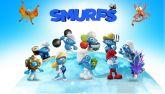 Papel Arroz Smurfs A4 002 1un