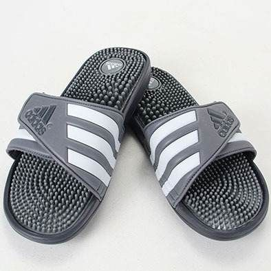 bbe0e9f562a Chinelo Adidas Adissage Cinza - Outlet Ser Chic