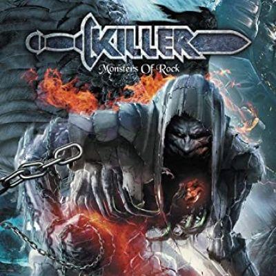 CD - Killer - Monsters Of Rock (com DVD)