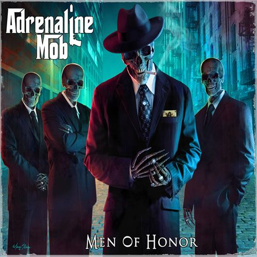 ADRENALINE MOB - MAN OF HONOR