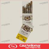 039043 - Charuto Talvis Corona Chocolate - Caixa com 5 unidades