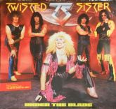 LP 12 - Twisted Sister - Under The Blade