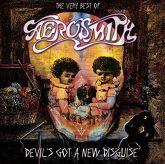 CD - Aerosmith - Devil Got A New Disguise