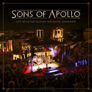 Box - Sons Of Apollo – Live With The Plovdiv Psychotic Symphony (+DVD)