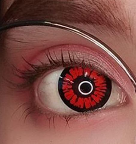 Amber Red - 14,5mm