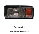 Farol Laika Lado Esquerdo (Usado) Ref.0143