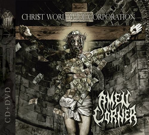 CD - Amen Corner - Chri$t Worldwide Corporation (+DVD)