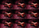 Papel Arroz Violino Faixa Lateral A4 008 1un