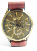 Relógio De Pulso Bronze