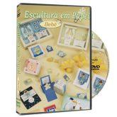 DVD Escultura em Papel - Bebe