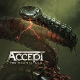 CD - Accept - Too Mean To Die