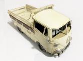 Kombi Pickup 1967 De Ferro Volkswagen Retrô Miniatura 35cm