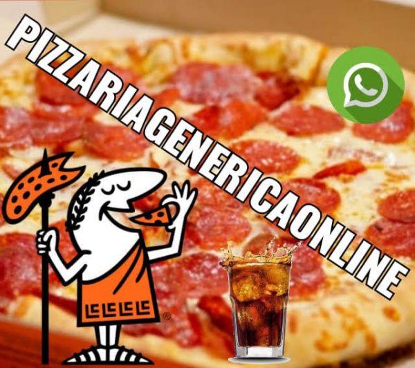 PIZZA +BORDA CATUPIRY