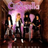CINDERELLA - Night Songs (1986 – Mercury / JAP) (LP)