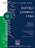 24.17 - Bateria Fatorial CEPA - Manual