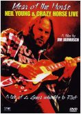 """Neil Young & Crazy Horse - """"Year Of The Horse Live"""" DVD Nacional"""