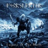 FJORSVARTNIR - Legions of the North - CD