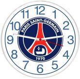 Relógio De Parede Paris Saint-Germain