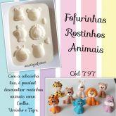 Fofurinhas Animais (Rostinhos)