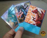 Kit 3 Legendary Dragons Timaeus Critias Hermos