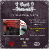 (npcd-005) Twin Obsceniy - For Honour, Blood And Soil