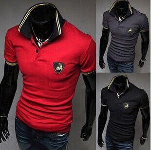 16a9dd57d Camisa Polo Linda Em 3 Cores Click E Veja - Loja Virtual Topmax