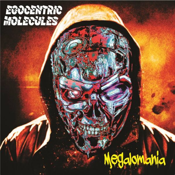 EGOCENTRIC MOLECULES - Megalomania (CD com SLIPCASE + poster)