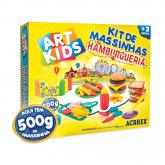 Kit de massinhas - Hamburgueria