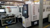 Máquina de Corte a Laser MAZAK 2500 Watts Usada