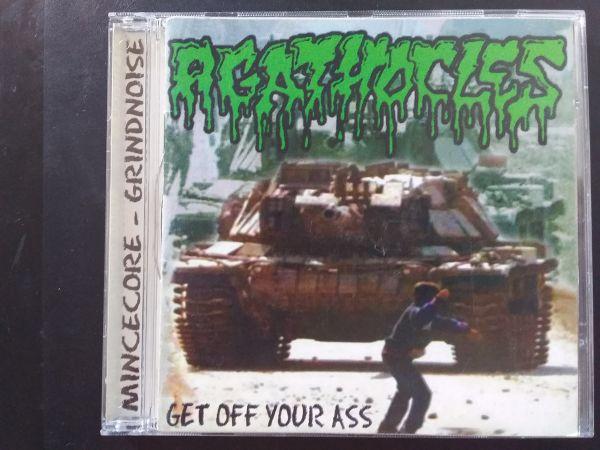 CD - Agathocles / Ruido Genital