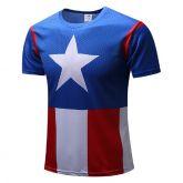 Camiseta Capitão América FF3875