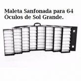 Mala Sanfonada 64 Óculos Solares