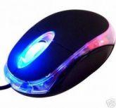 Mini Mouse Optical.usb 1000cpi Led Azul XD604