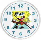 Relógio Parede Bob Esponja