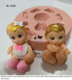 Bebê para montar 5cm  ( BL 1030)