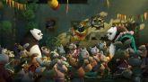 Papel Arroz Kung Fu Panda A4 003 1un