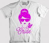 Camiseta BRIDE - ROSA