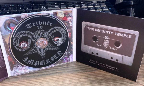 IMPURITY - Tribute to IMPURITY - CD (Digipack)