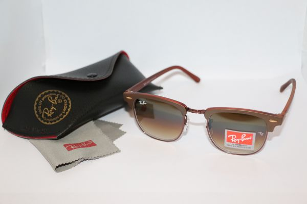 eb8f0667009e7 Óculos Clubmaster RB3016 Cristal - Loja de Elnshop