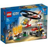 Lego City - Combate ao Fogo com Helicóptero