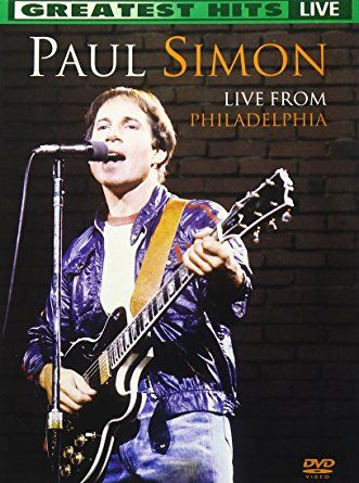 DVD - Paul Simon - Live In Philadelphia