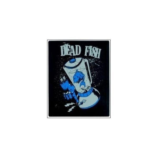 Adesivo Dead Fish Liquidificador
