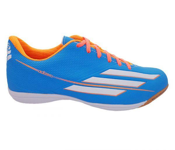 010084ca9e Chuteira Futsal Adidas Adizero F50 Azul - Loja de fmfimport
