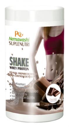 SHAKE WHEY PROTEIN - CHOCOLATE
