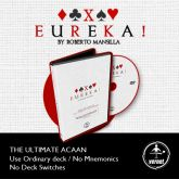 EUREKA by  Rob.Mansilla & Vernet (DVD-R)   #957
