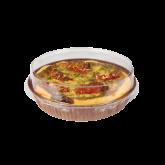 Kit Forma Pie 220 com tampa 5un