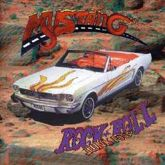 MUSTANG ‎- Rock 'n' Roll Junkfood (LP)