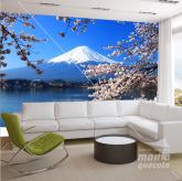 Adesivo de Parede Monte Fuji