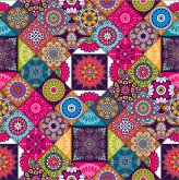 Colorful-ethnic-tiles-pattern
