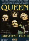 """Queen - 'Greatest Flix II"""" DVD Nacional!!!"""